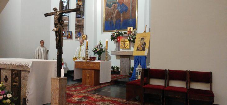 Msza św. o pokój na Ukrainie