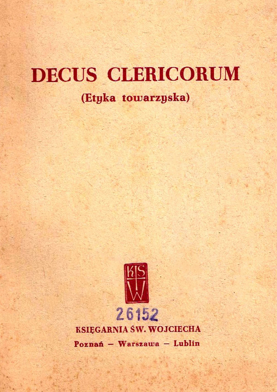 okładka-Decus-Clericorum