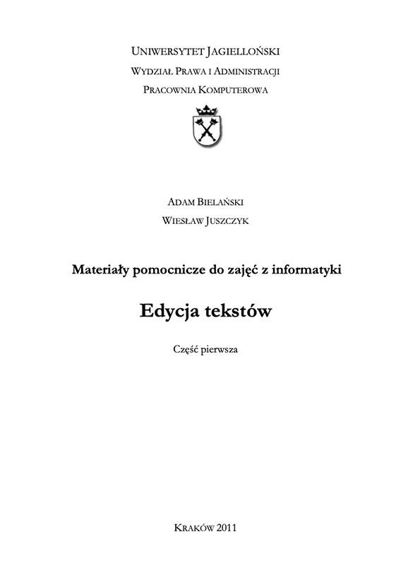 Edycja-tekstów