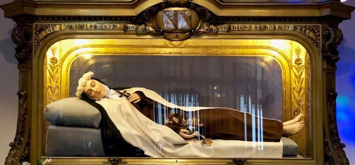 Rocznica kanonizacji św. Teresy od Dzieciątka Jezus
