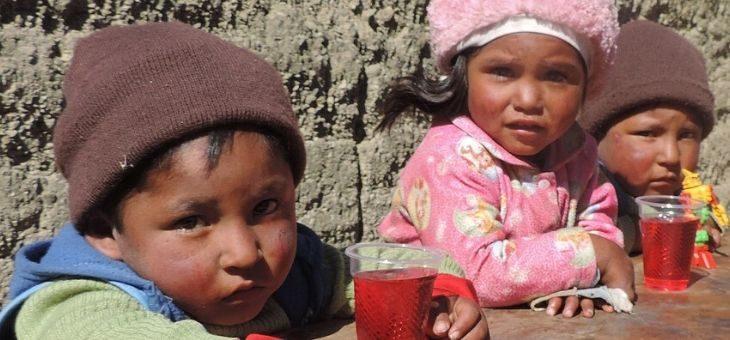 Terezjanki z misją – głód i zmęczenie