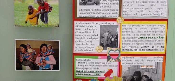Polskie dzieci do misjonarzy