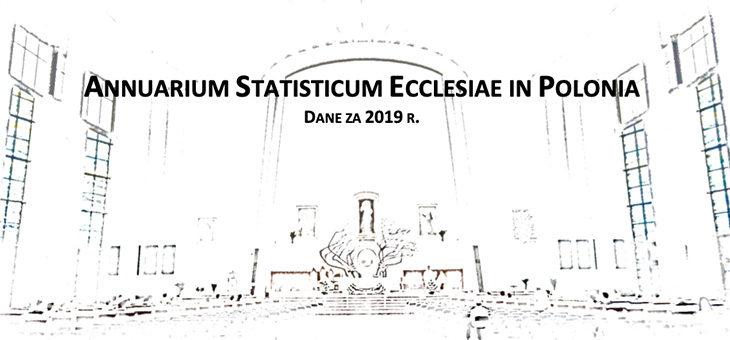 Statystyki Kościoła katolickiego 2019