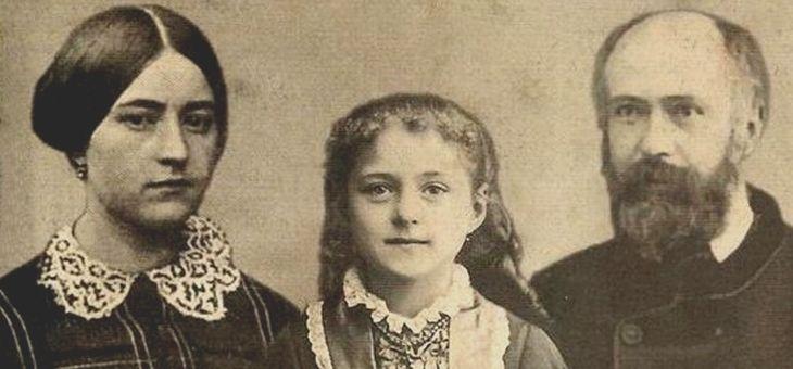 Teresa z Rodzicami